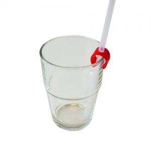 Sugrörshållare Strawberi - www.gulare.com