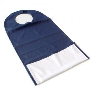 Haklapp med ficka B. 38 cm Blå - www.gulare.com